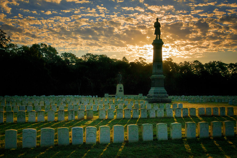 Andersonville National Cemetery  Hardiman Images